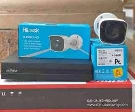 Tersedia berbagai macam merk dan paket kamera cctv