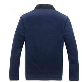 Kemeja Blazer / Sweater Jas Casual - DRB SWEAT SHIRT NAVY