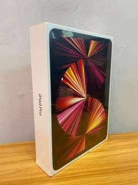 Apple iPad pro M1 128GB wifi tahun 2021