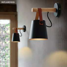 Cover Lampu Hias Dinding Nordic Living Room Light