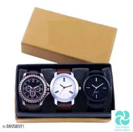 PACK OF 3 WATCHES