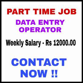Part Time Home Based Jobs For Everyone