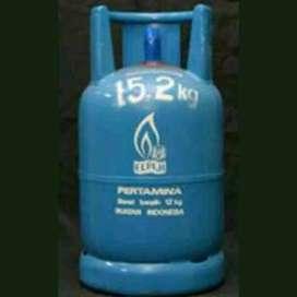 tabung gas 12kg satu buah