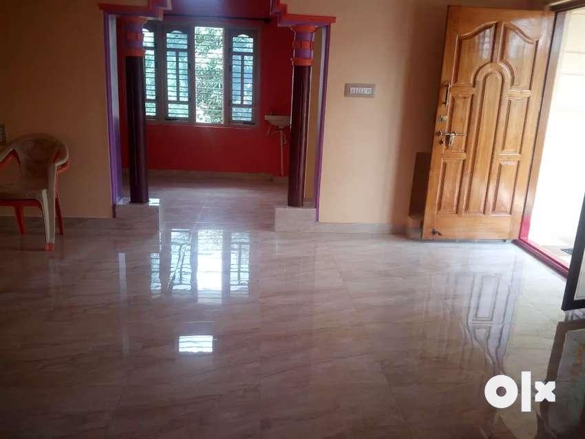 2 BHK beautiful house  . Hebbal Mysore 0