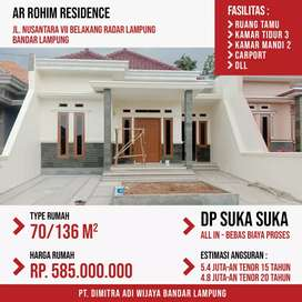 Rumah Mewah DP Suka-suka