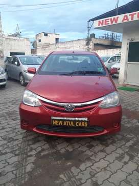 Toyota Etios 2010-2012 V, 2011, Petrol