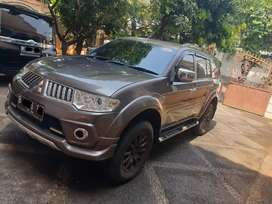 Pajero Sport Exceed Limited Edition Diesel Matic 2013/2014 Low KM