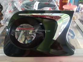 cover lampu foglamp kanan toyota all new avanza hitam