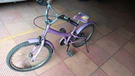 Bicycle (Cycle) for girls. BSA