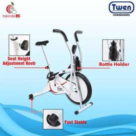 sepeda statis platinum bike EXcellent-220 alat fitnes