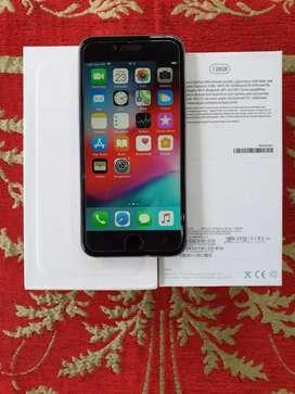 Sabtu Bigsale Bekas Iphone 6 128 GB Grey