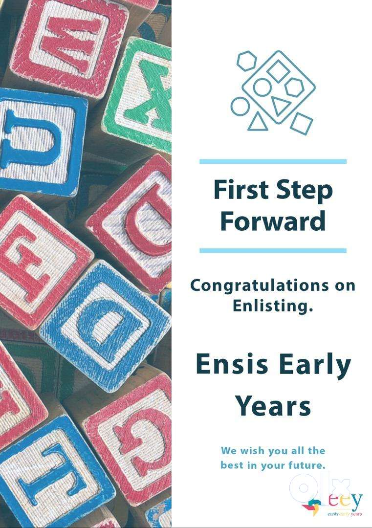 Early Years Educator with Fluency in English and Computer Skills 0
