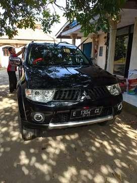 Dijual Pajero Sport 2009 Letter E CirKab, Diesel Matic Mulus Terawat