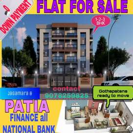 2/3BHK FLAT NOW BOOK 0 DOWNPAMENT & 100%FINANCE all NATIONALIZED BANK