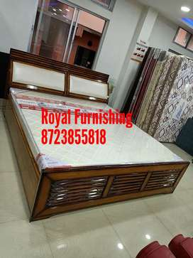 New bed available in factory price