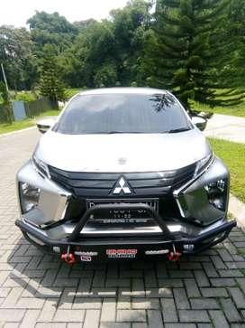 Di Jual Mitsubishi Xpander terawat varian exeed manual Thn 2017 Low KM