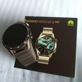 Huawei Watch GT 2 - 46MM - Titanium Grey - Bill 06/03/2020