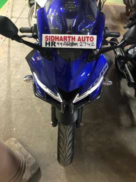 Brand New BS6 Yamaha R15 V3 Blue with 5 Years Warranty