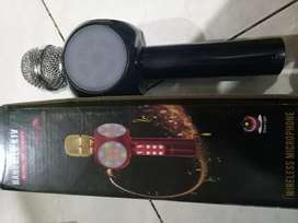 Mic speaker WS-1816 bluetooth+lampu disco new jantungacc