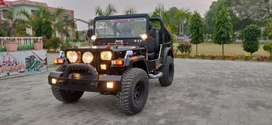 Jain Full Modified Jeep for sale in all State transfer