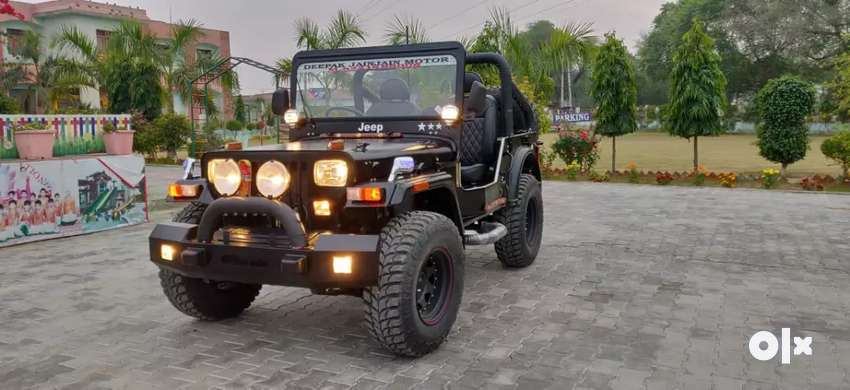 Jain Full Modified Jeep for sale in all State transfer 0