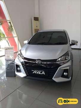 [Mobil Baru]  ASTRA DAIHATSU AYLA 1.2 R MT MC, AYLA 2020 SILVER