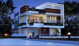 Desain Rumah dan Hitung Anggaran Biaya