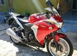 CBR 250 cc 2012 istimewa originalll
