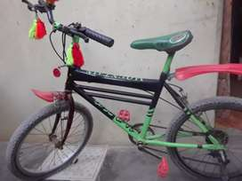 I am selling gear wali bicycle
