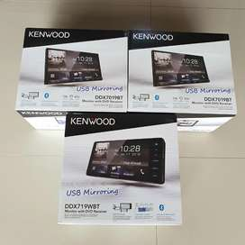 Kenwood Ddx 719 Wbt for Xpander Innova Fortuner | Boy Audiophile
