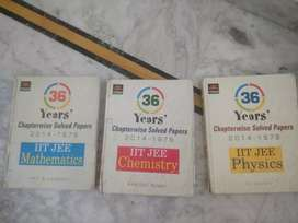 36 years chapter wise solved papers 1979-2014
