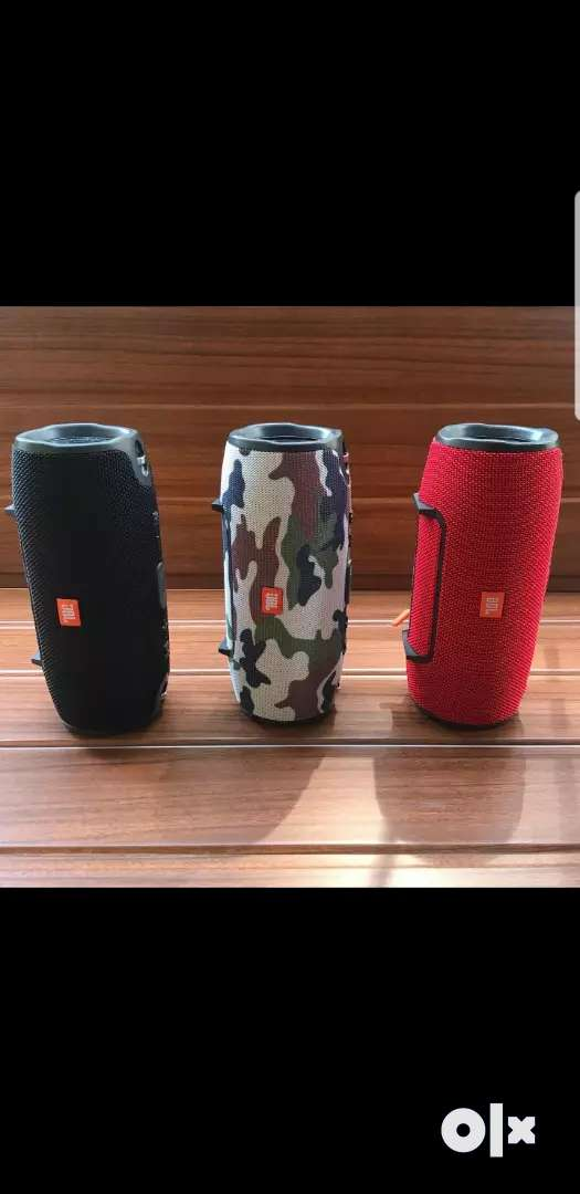 Bluetooth speakers back in stock 0