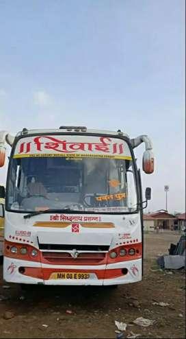 Ashok Leyland bus air suspension Prakash body