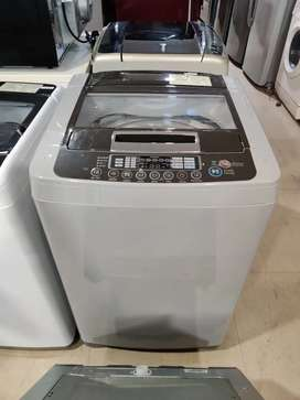 Factory Seconds LG T7567TEDLH Fully-automatic Top Washing Machine