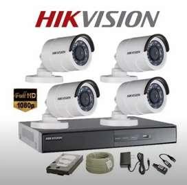 Melayani Naga pemasangan kamera CCTV kualitas full HD>> Bekasi