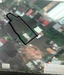 Tanah di Jalan Tani & kopisan singkawang