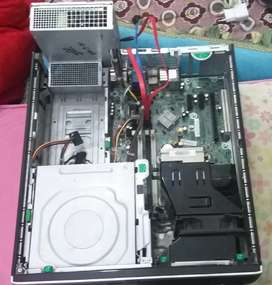 Core i5 2nd gen 2500 with mobo,case and power supply