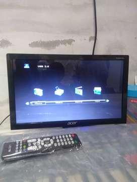 TV LED Rekondisi Acer P166HQL