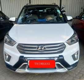 Hyundai Creta 1.6 CRDi AT SX Plus, 2017, Diesel
