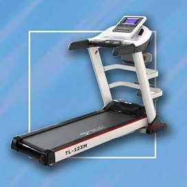Treadmill Elektrik TL 123m import Berkualitas