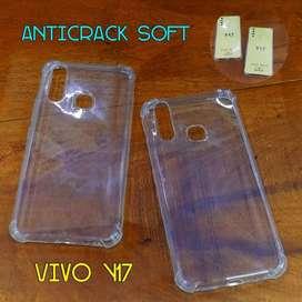 Case Anticrack Soft Vivo Y17