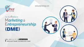 One Year Diploma in Marketing and Entrepreneurship at Arfa Tower