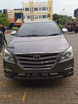 Toyota inova diesel 2015 matic