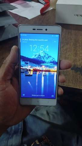 MI5a  very good phone with finger sancer