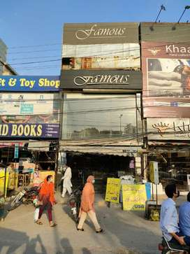 15*45 Shop Available For Rent On Hot Location