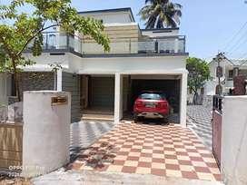 8 Cent plot  with house near Kottamury , Planchod
