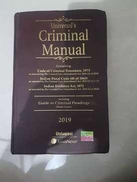 Law studies books
