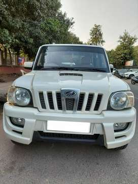 Mahindra Scorpio 2002-2013 SLE BS IV, 2013, Diesel