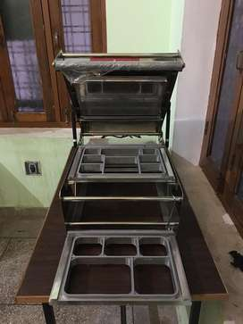 Thali Sealing (Packing) Machine