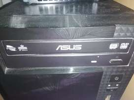 Selling almost new condition asus dvd writer